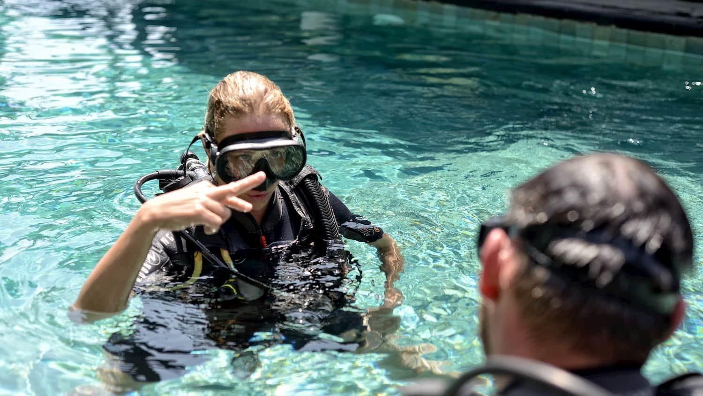 Open Water Scuba Instructor Course with Trawangan Dive