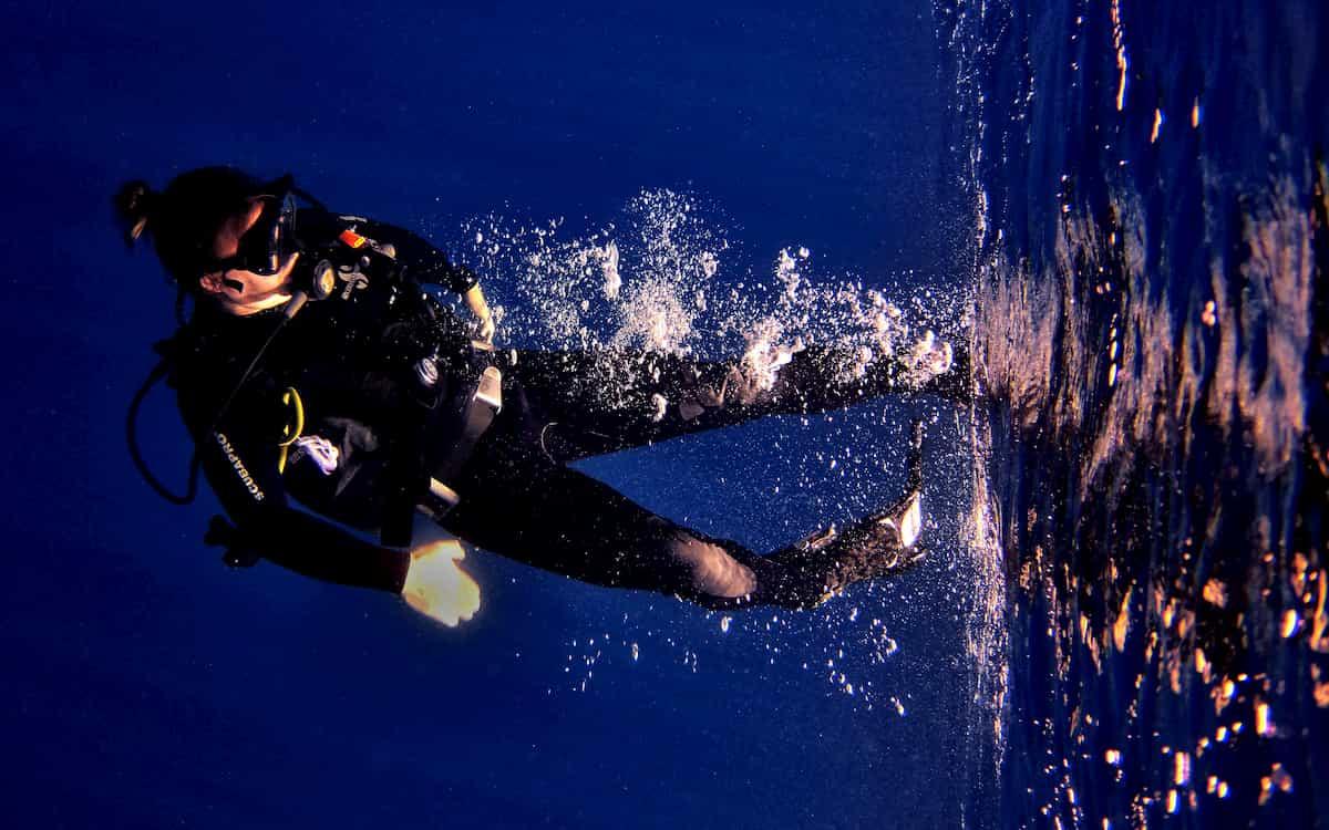 PADI Divemaster Internship on Gili Islands with Trawangan Dive