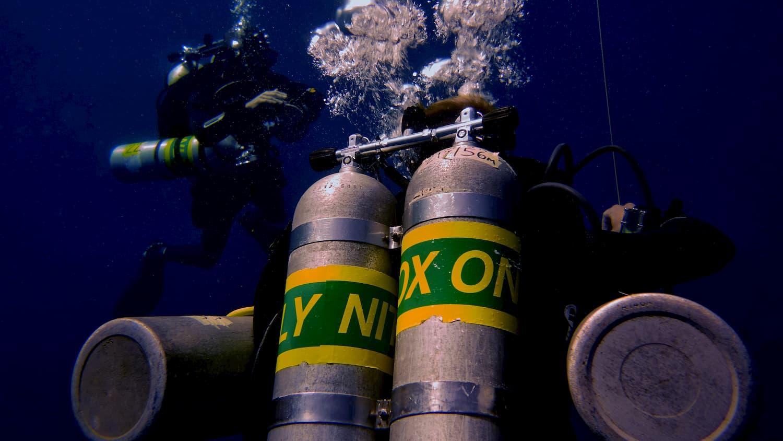 TDI Nitrox Diver Course