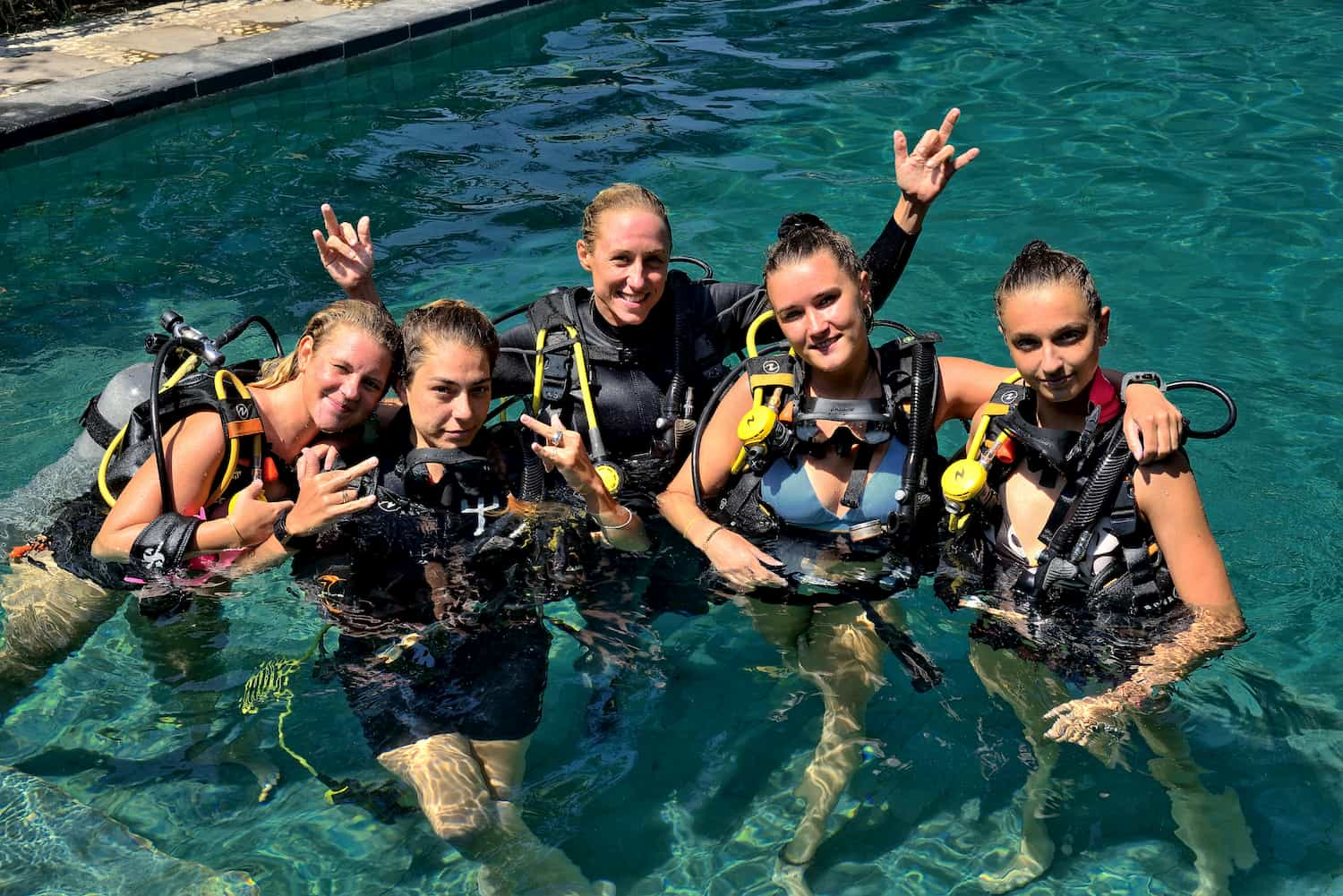 During your Divemaster course you will be teached about the roles and characteristics of a Divemaster