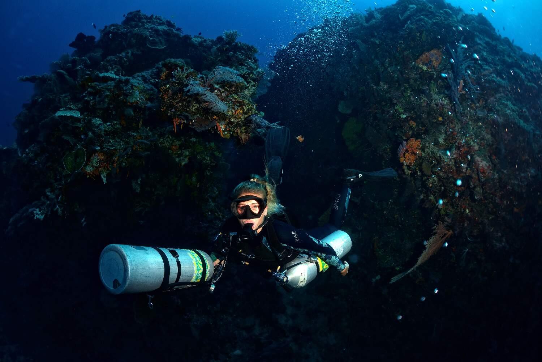 Learn to dive with nitrox with Trawangan Tech Gili Islands