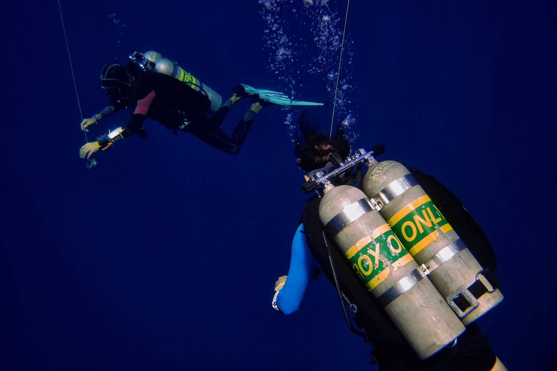 Start your tech diving adventure with trawangan tech
