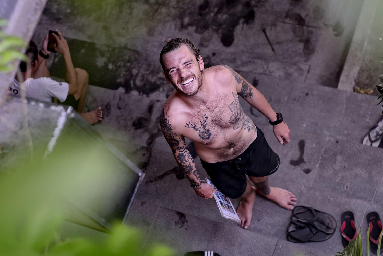 Dive Instructor Patrick. Trawangan Dive