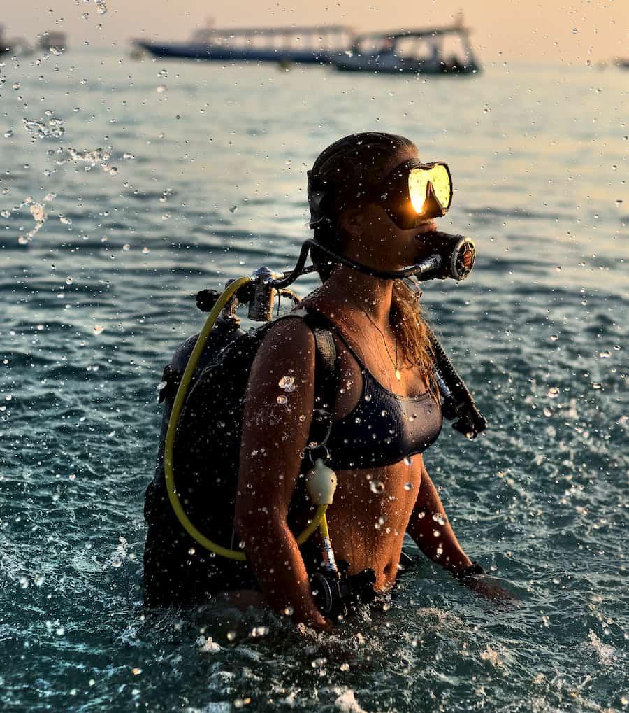 Ocean Advocate Divemaster Package